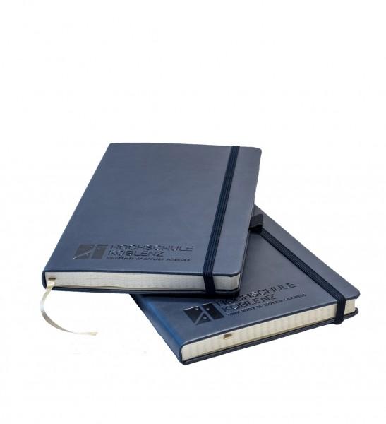 Notizbuch A5, dunkelblau