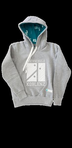 "Damen Kapuzenpullover ""HS Koblenz"""