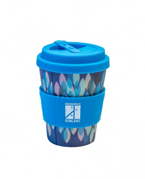 Ecoffee Becher blau