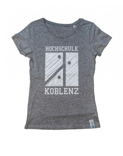 """Damen T-Shirt """"HS Koblenz"""""""