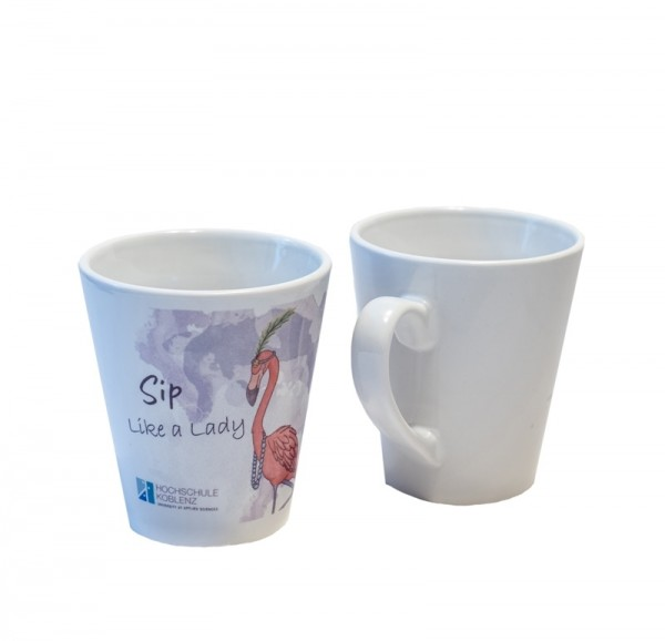 "Tasse ""Sip like a lady/sir"""