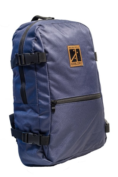 Rucksack, blau